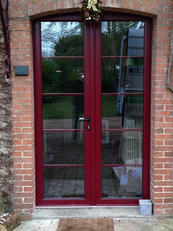 Porte fenêtre Pouet Menuiserie