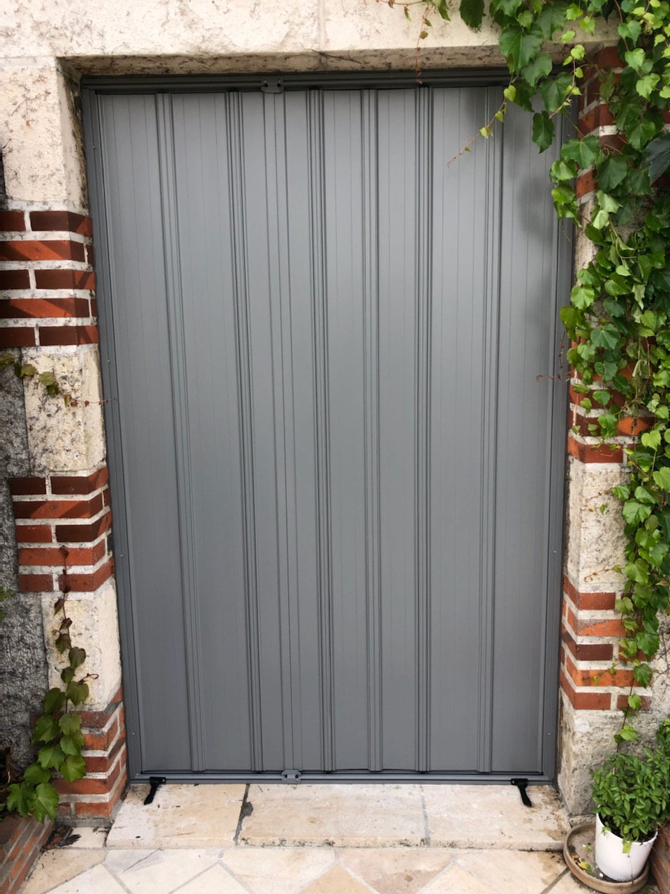 persiennes aluminium | Pouet Menuiserie